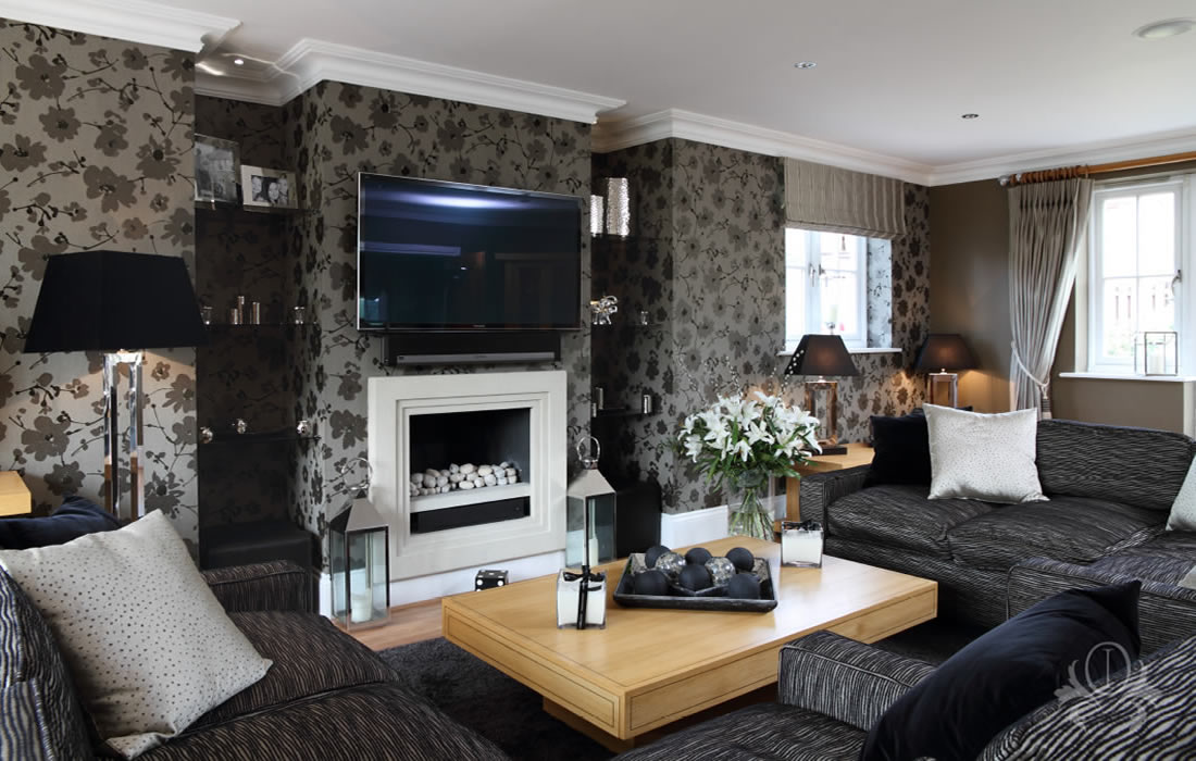 Interior Design by Outstanding Interiors of Weybridge Surrey